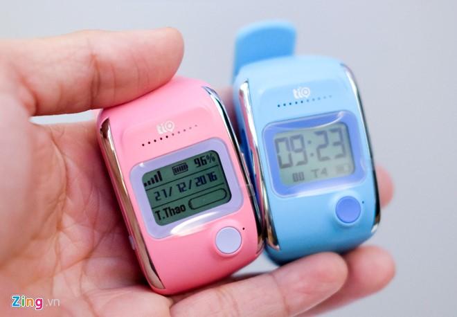 Đồng hồ định vị trẻ em